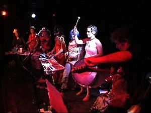 Toychestra (performing with iconic improv giant, Fred Frith)